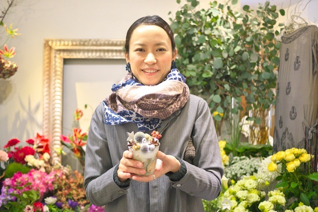 2014.12.21  OHANA candle WORKSHOP_f0139898_1645680.jpg