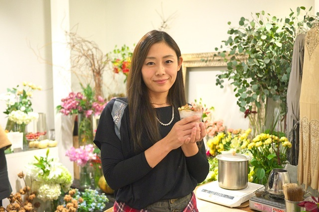 2014.12.21  OHANA candle WORKSHOP_f0139898_1651069.jpg
