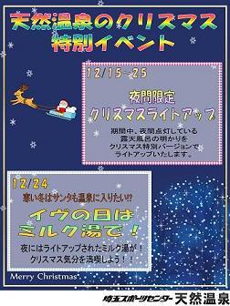 メリークリスマス!_e0187507_1935759.jpg