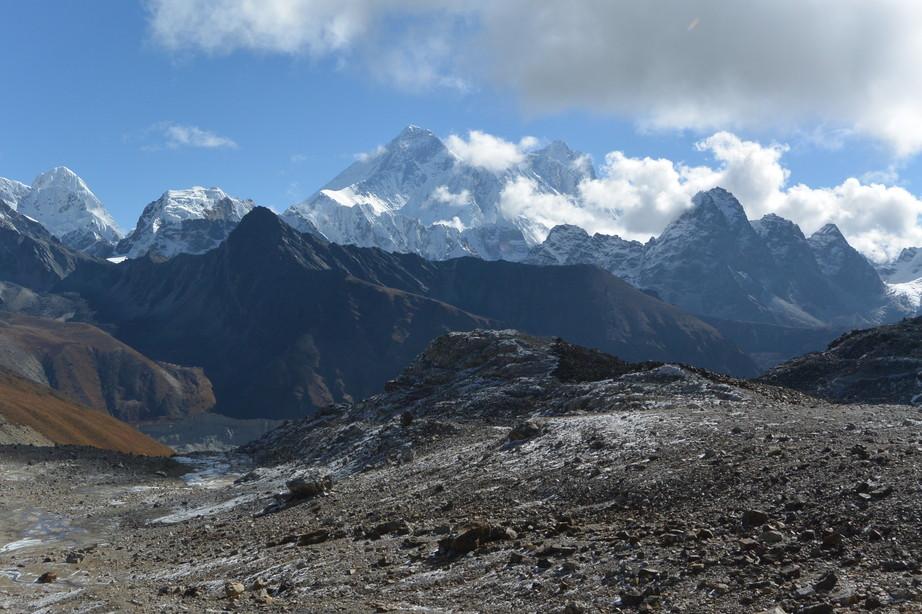 """2014年10月 『エヴェレスト・三峠越えトレッキング』 October 2014 \""""Three Pass Crossing in Everest\"""" _c0219616_2125179.jpg"""