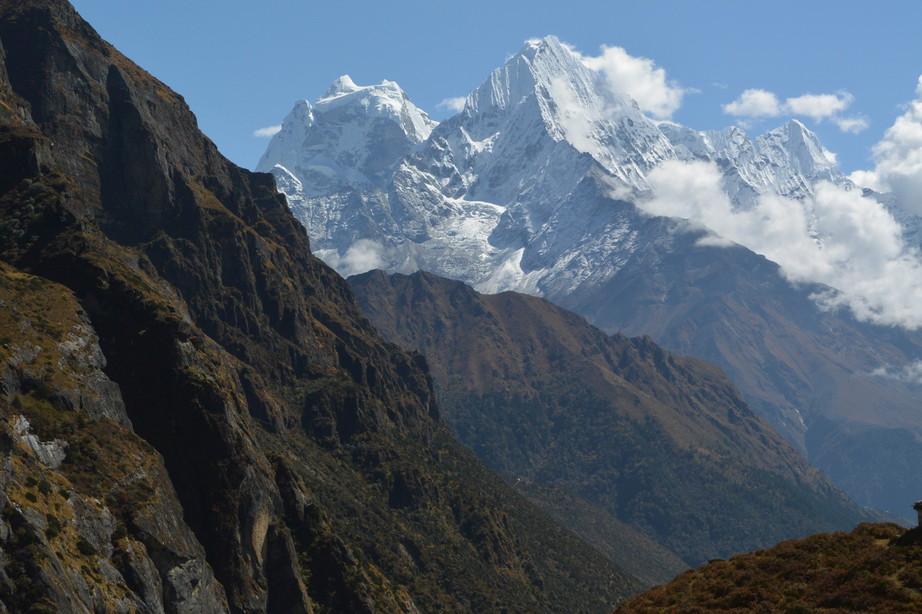 """2014年10月 『エヴェレスト・三峠越えトレッキング』 October 2014 \""""Three Pass Crossing in Everest\"""" _c0219616_21344544.jpg"""