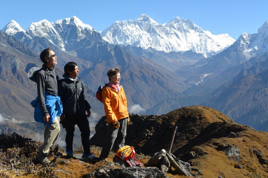 """2014年10月 『エヴェレスト・三峠越えトレッキング』 October 2014 \""""Three Pass Crossing in Everest\"""" _c0219616_21522869.jpg"""