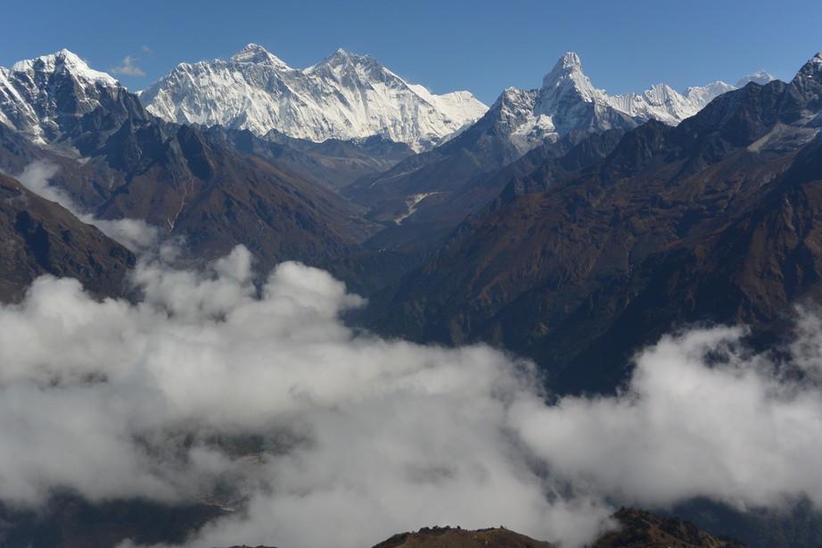 """2014年10月 『エヴェレスト・三峠越えトレッキング』 October 2014 \""""Three Pass Crossing in Everest\"""" _c0219616_21525555.jpg"""