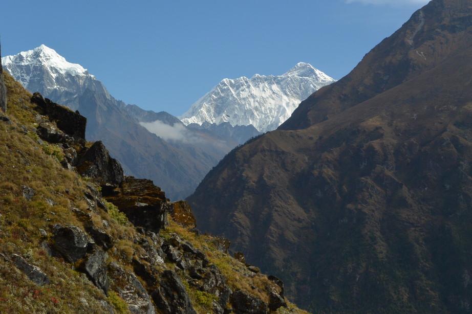 """2014年10月 『エヴェレスト・三峠越えトレッキング』 October 2014 \""""Three Pass Crossing in Everest\"""" _c0219616_2253338.jpg"""