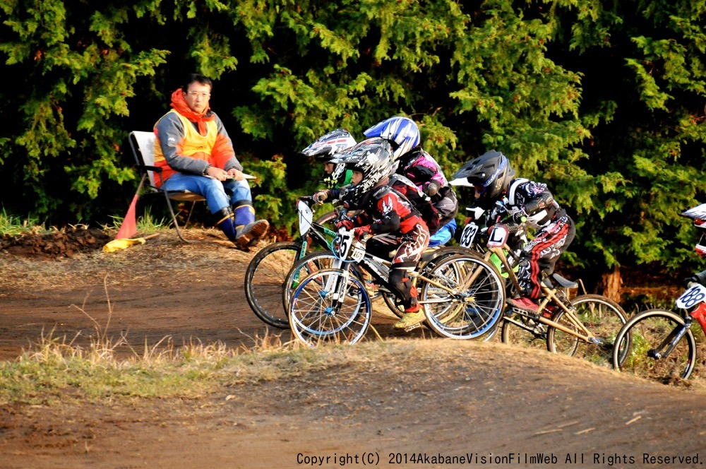 2014 JOSF FINAL RACE VOL4:ビギナー、パウダー、ミルキー6決勝 動画あり_b0065730_2021415.jpg