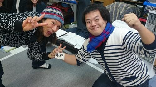 12月18日☆JYOあつし_e0055431_22411829.jpg