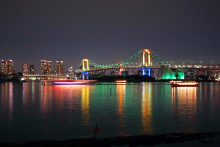 Bridge  ・・・お台場あたり・・・_f0333031_06445139.jpg