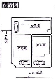 京王線『代田橋』駅7分完成済新築3棟現場_b0246953_19275957.jpg