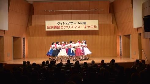 「V4+日本」 ~民族舞踊とクリスマス・キャロル~_b0043954_00591588.jpg
