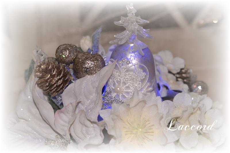 クリスマスアレンジ ✿_f0275956_1042140.jpg