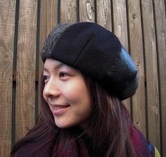 超欲張り帽子 「シックスセンスベレー (第6感)」 シスターズ_d0189661_16122955.jpg