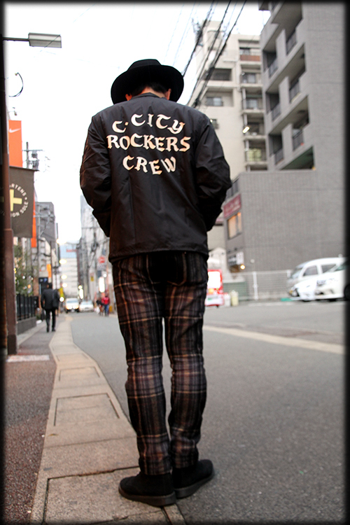 Iron-On Letters  COACH JACKET_e0325662_14493429.jpg