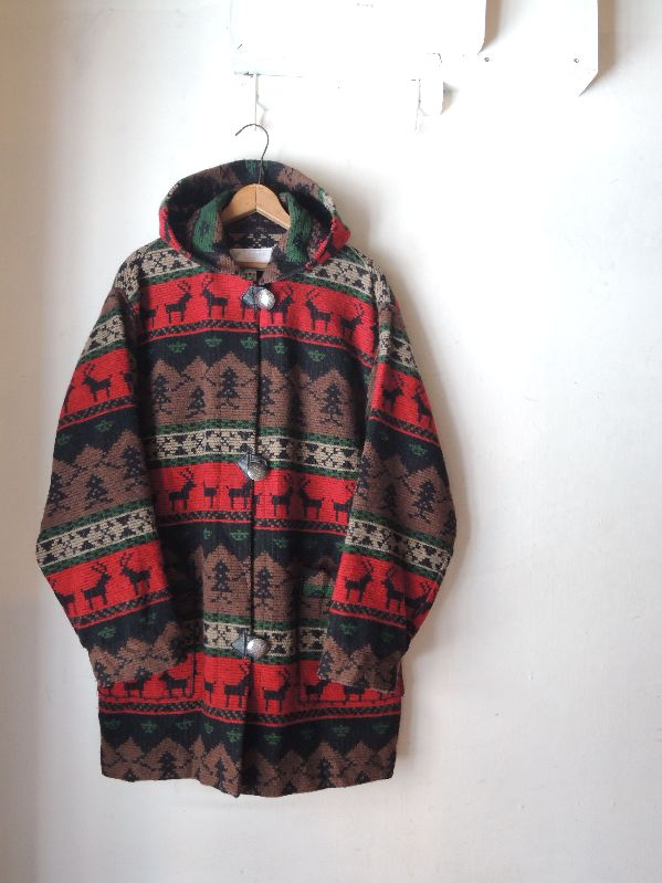 WOOL HOODED COATS & CHRISTMAS PRESENT--RECOMMEND--_c0176867_1545595.jpg