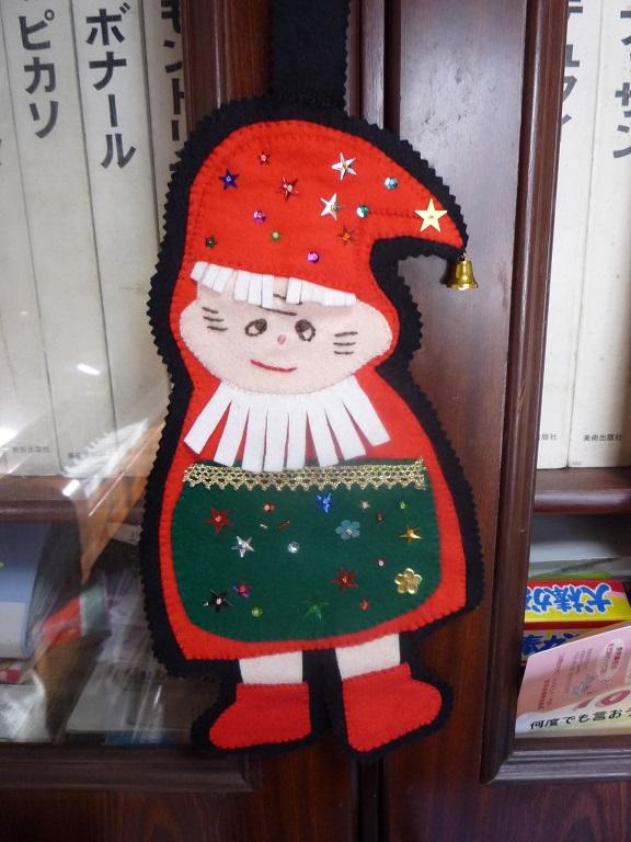 月君のクリスマス_c0086176_9583942.jpg