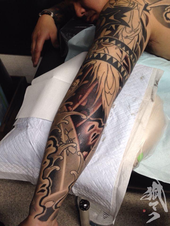 兵庫 明石 tattoo_e0261276_22283095.jpg