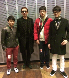 """HOTEI Special Gig \""""B.C. ONLY+1 2014@品川ステラボール_f0164187_1421928.jpg"""