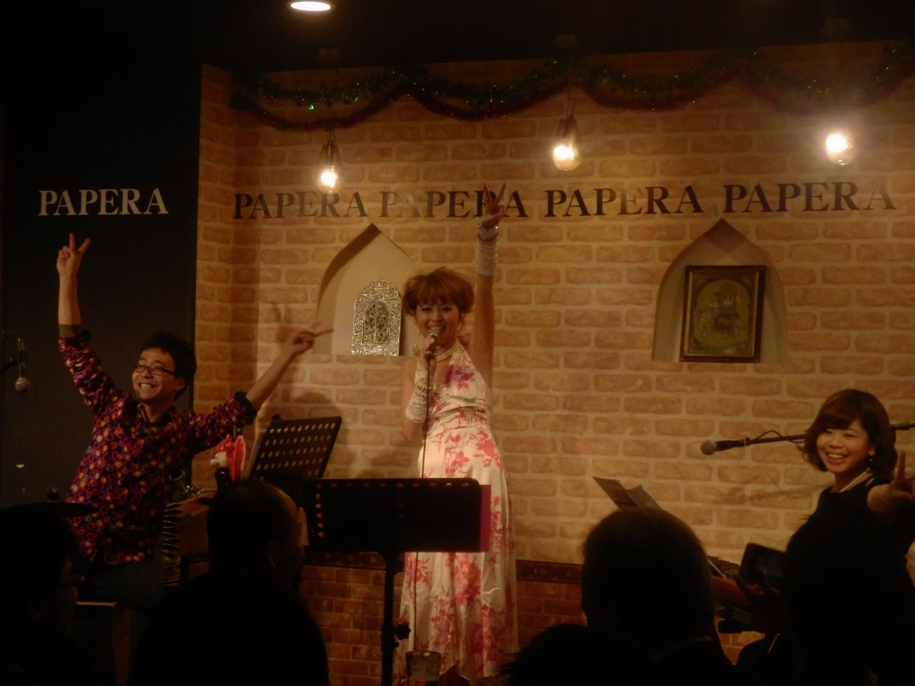 12/19(金)『 Mint X\'mas Piano LIVE』_f0076907_1051432.jpg