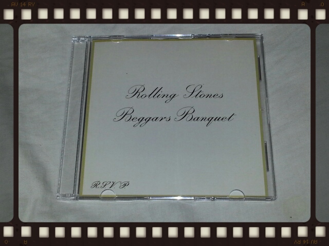 THE ROLLING STONES / BEGGARS BANQUET_b0042308_0214413.jpg