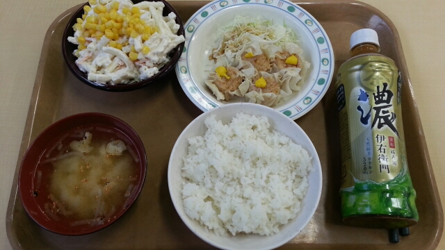 今日の朝食@会社Vol.119_b0042308_7405627.jpg