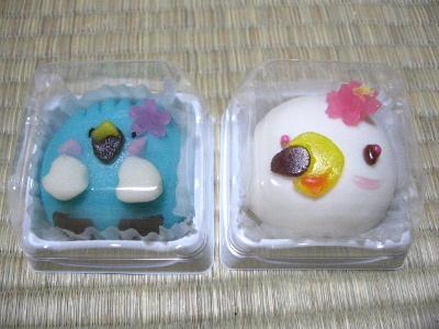 ごずっちょのお菓子と、白鳥ちゃん_f0182936_21093265.jpg