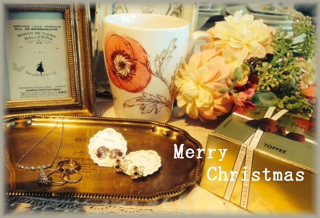 メリークリスマス!_f0166439_1762458.jpg