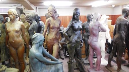 作業日誌(彫刻 石膏原型作品運搬作業)_c0251346_18212530.jpg