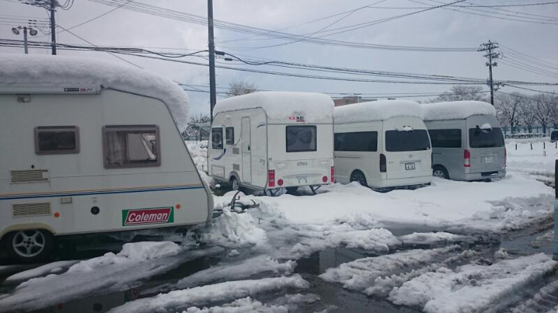初雪の翌朝は・・・_e0225148_23303552.jpg