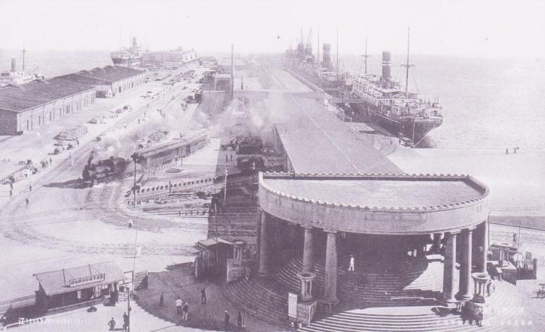 ショック!? あの『ラストエンペラー』に出てくる大連港の名所がなくなってしまった_b0235153_14325118.jpg
