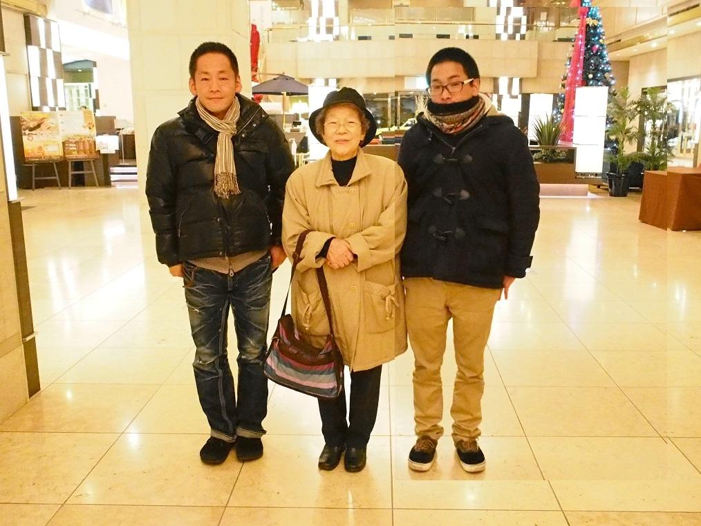 早すぎるよ! 〜母と過ごした究極の3日間〜_c0217853_23364741.jpg