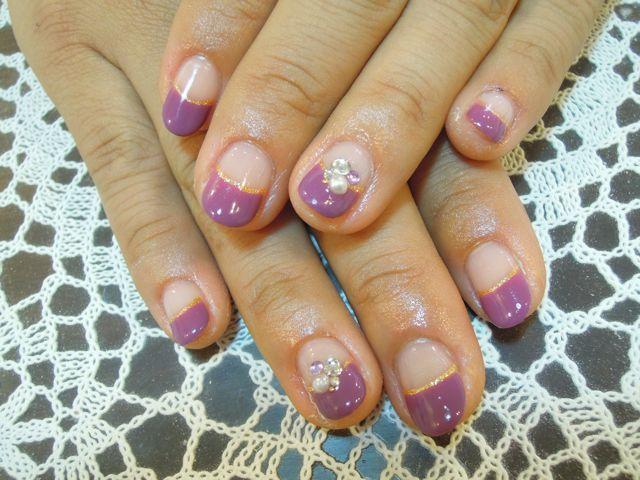 Purple Nail_a0239065_173040100.jpg