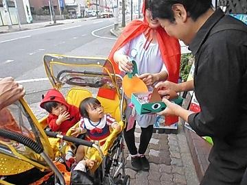 【千葉新田町】 初めてのハロウィン_a0267292_1254348.jpg