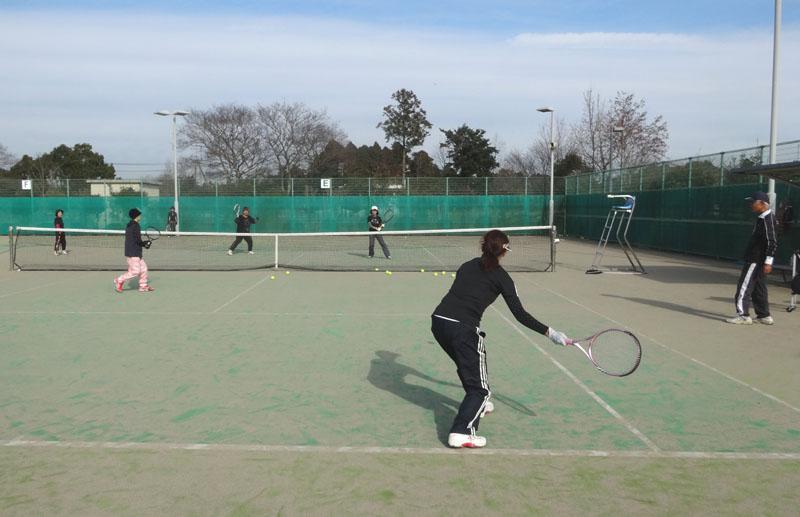 今年最後のシニアテニス練習会_b0114798_16155344.jpg