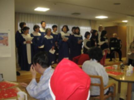 クリスマス会_b0159098_19501889.jpg