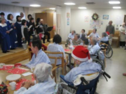 クリスマス会_b0159098_19505121.jpg