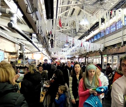 チェルシーマーケットのクリスマス風景_b0007805_2295018.jpg