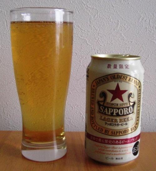 サッポロ ラガービール 2014~麦酒酔噺その299~王道!_b0081121_6211272.jpg