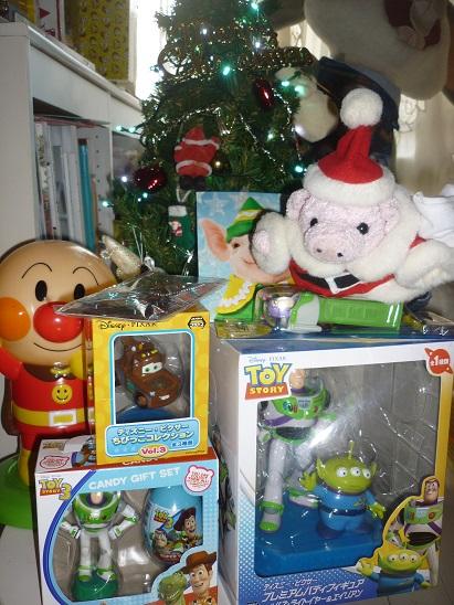 メリークリスマス☆彡_d0122424_8113996.jpg