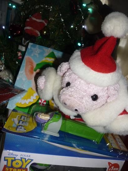 メリークリスマス☆彡_d0122424_812346.jpg