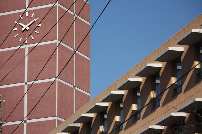 足立区柳原の東京未来大学。_a0214329_881943.jpg
