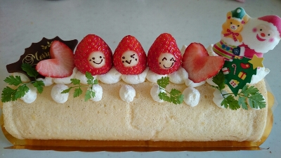 クリスマスケーキ終了!!_a0113430_18212091.jpg