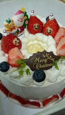 クリスマスケーキ終了!!_a0113430_18213178.jpg