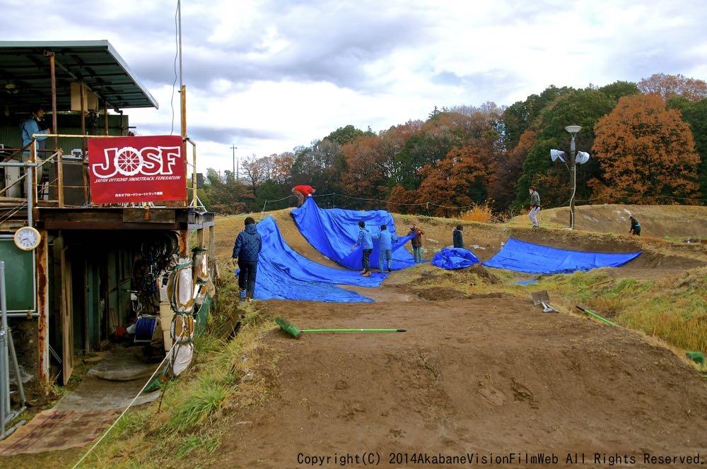 2014 JOSF FINAL RACE VOL10:コース外の風景_b0065730_19435057.jpg