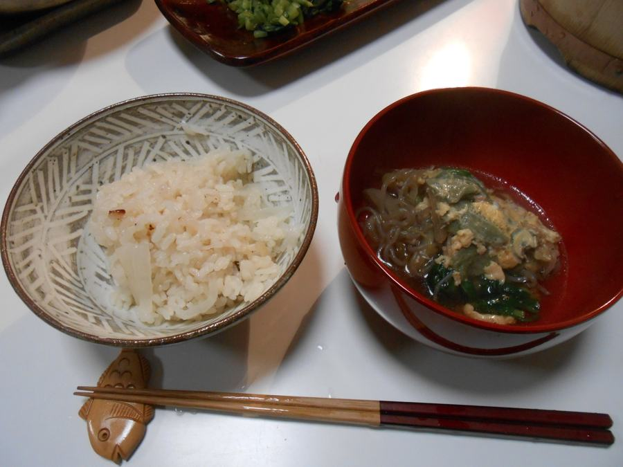 日本海の荒天でとりともの鯛酢が買えなかったので…_a0095931_2351156.jpg