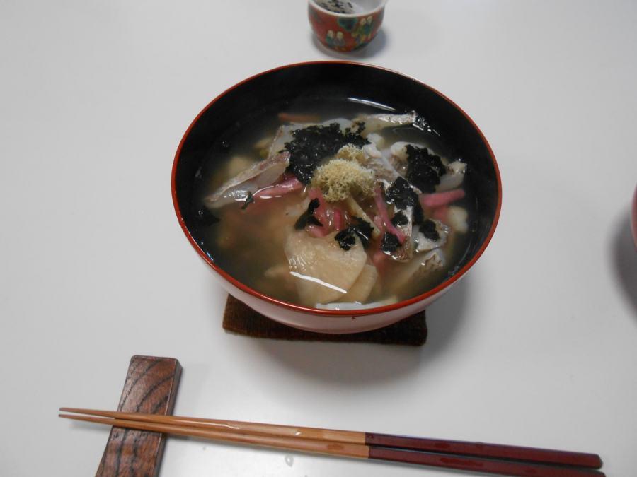 日本海の荒天でとりともの鯛酢が買えなかったので…_a0095931_23541880.jpg