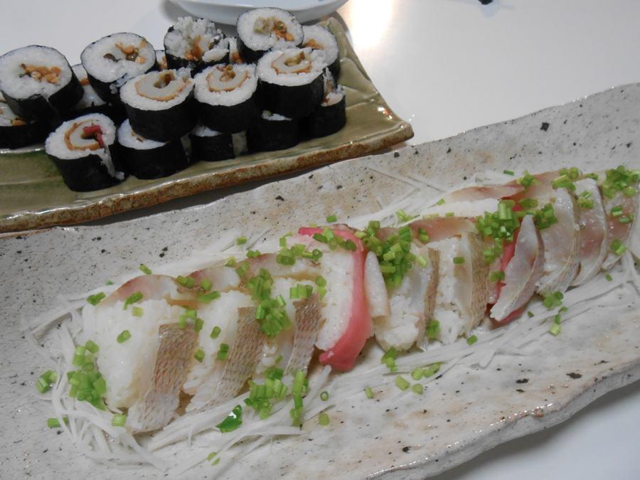 日本海の荒天でとりともの鯛酢が買えなかったので…_a0095931_23571555.jpg