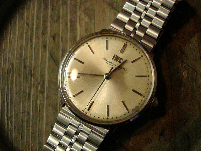 NEW : [OMEGA] & [IWC] 60\'s ANTIQUE WATCH !!_a0132147_255146.jpg