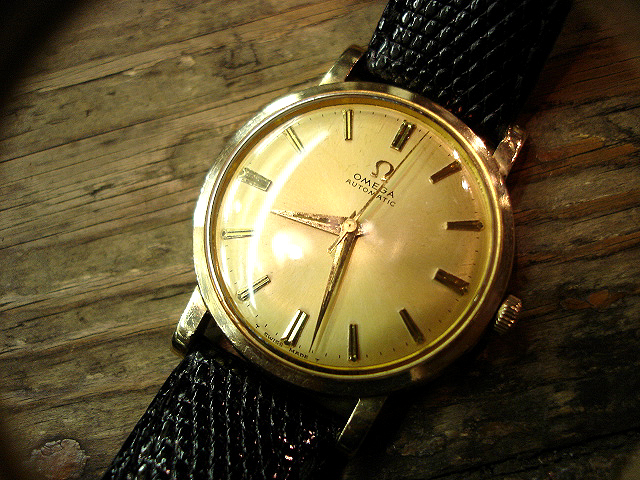 NEW : [OMEGA] & [IWC] 60\'s ANTIQUE WATCH !!_a0132147_26297.jpg