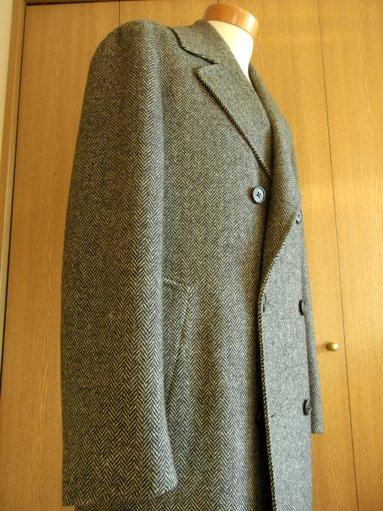 「コートが欲しい!」 ~あれから4年~ 「アルスターコート」を誂える 編_c0177259_19534460.jpg