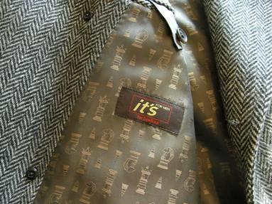「コートが欲しい!」 ~あれから4年~ 「アルスターコート」を誂える 編_c0177259_19544035.jpg
