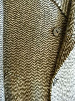 「コートが欲しい!」 ~あれから4年~ 「アルスターコート」を誂える 編_c0177259_19561966.jpg